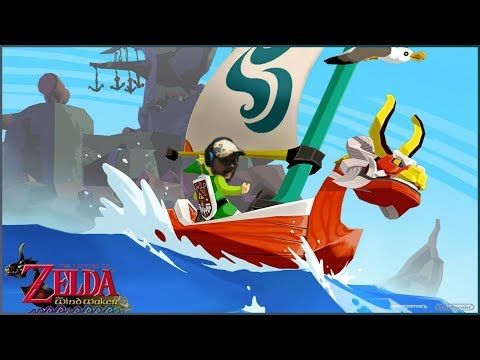 The Legend of Zelda: The Wind Waker - Part 22 - Stream Replay
