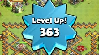 Highest Level, Let's Level Up 363, The Truth about my Clash Life - Clash of Clans