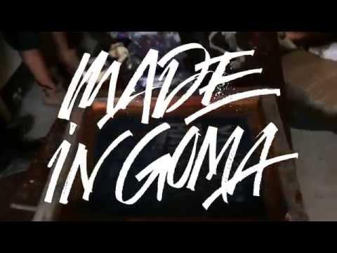 #MadeInGoma - The Screen Print Studio