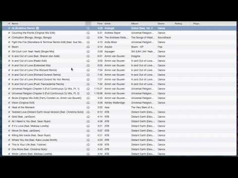 Download purchased songs from iTunes 11.3