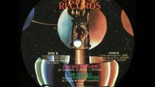 The Source ft Candi Staton - You Got The Love (House Apella) [1986]
