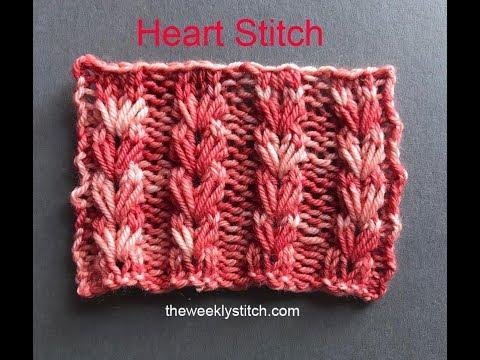 Heart Stitch Youtube