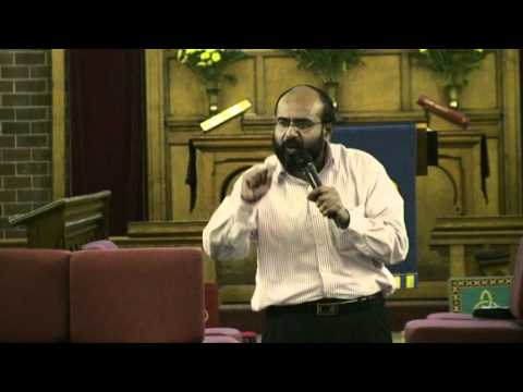 Pastor Aby Ayroor [Pr. Thomas Abraham] - COG Annual Conference 2010 in Liverpool
