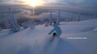 Старт зимнего сезона обзор сибирских горнолыжных склонов и курортов