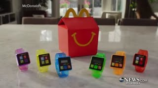 McDonald's Replacing Toys in Happy Meals