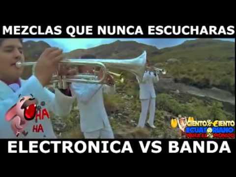 Electrónica vs Banda
