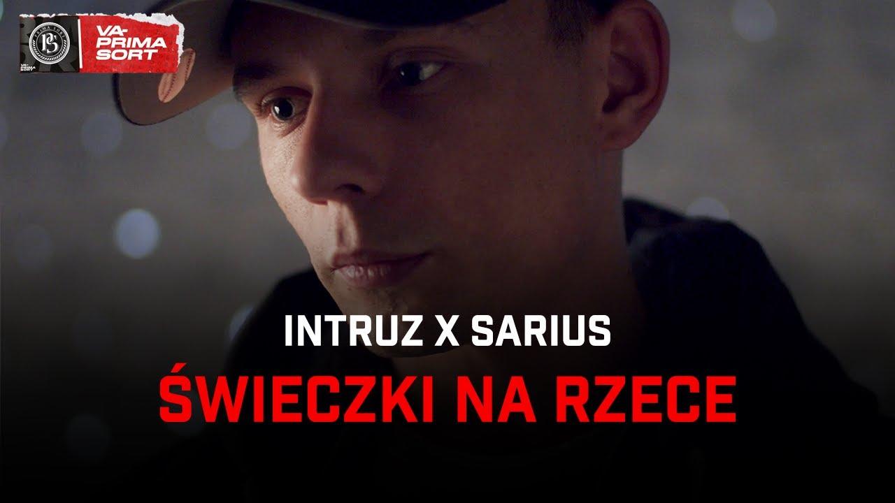 Intruz x Sarius - Świeczki na rzece