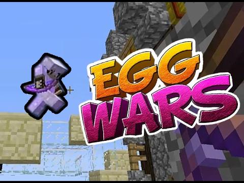 HACK DEDİLER YOUTUBEÇUYUM DEDİM - Minecraft: Egg Wars #117