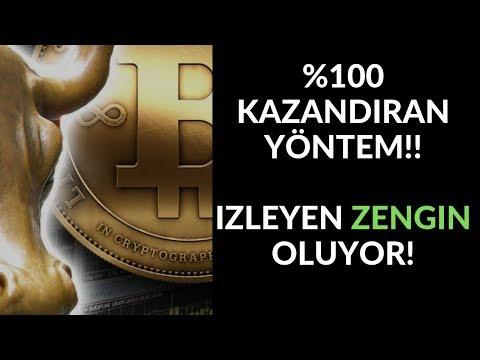 Kripto Paralarda %100 Kazandıran Strateji! Mutlaka İzleyin! Zarar Etmeyin!!