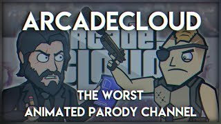 Why ArcadeCloud is the WORST Animated Parody Channel