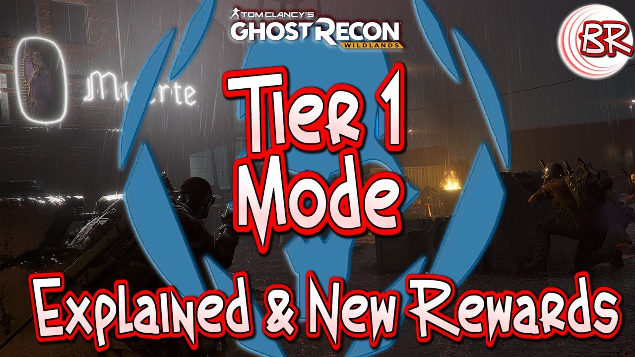 Ghost Recon Wildlands - Tier 1 Mode Explained | AllGamers