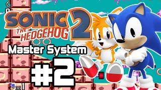 ¡detalles que acabaron en sonic mania sonic the hedgehog 2 master system parte 2 español