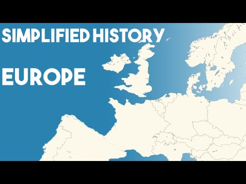Simplified History – Europe