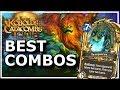 Hearthstone - Best of Kobolds & Catacombs Combos