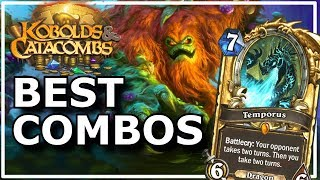 Hearthstone - Best of Kobolds & Catacombs Combos