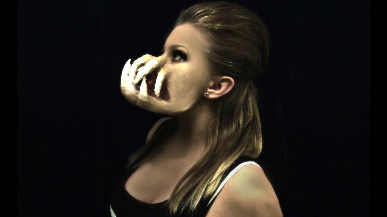 Monster Halloween Special FX Makeup by Janet Debris - YouTube