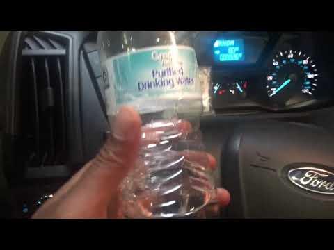 WALMART WATER REVIEW