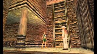 Tomb Raider: The Last Revelation - Young Lara Gameplay
