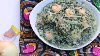 Cameroonian Ndole Recipe - Precious Kitchen- Ep 7