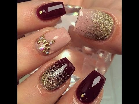 Easy Fall Nail Art Compilation Autumn 2017 Best Nails Ideas