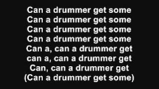 Travis Barker Lyrics Can A Drummer Get Some ft Lil Wayne The Game Rick Ross Swizz Beatz Karaoke 2011