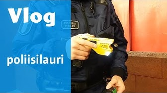 Vlog: Poliisin varustevyö