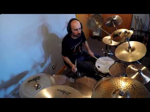 The Grey Curtain - The Opening - Drum Playthrough