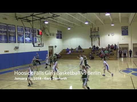 Hoosick Falls Basketball: Girls vs Berlin - 1/12/18