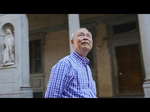 张昆仑 从遭酷刑的中共囚犯到国际艺术家( 图集/视频)
