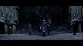 SILENT HILL REVELATION 3D - Official Trailer (2012) [HD]
