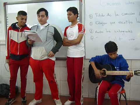 Corrido inédito de Porifiro Díaz .  Proyecto educativo secundaria