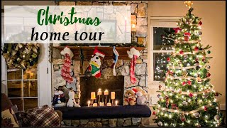 ASMR // Christmas Home Tour ✨ Ear to Ear Show and Tell