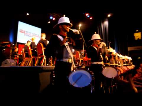 Royal Marines School of Music - Guildhall Concert 03-08-12