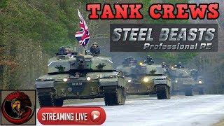Steel Beasts Pro -TANK CREW MULTIPLAYER
