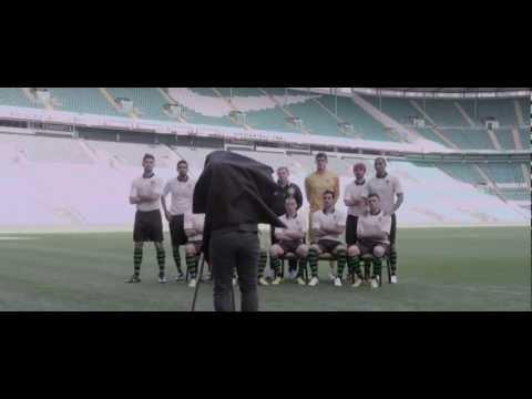 Celtic 125th anniversary (Nike kit) ad