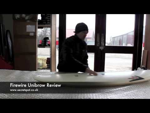 Firewire Surfboards Unibrow Review by SecretSpot.co.uk