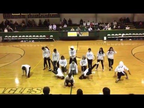 AWESOME Break Dance Showcase in Rabun Gap Nacoochee School. Presented by NGB