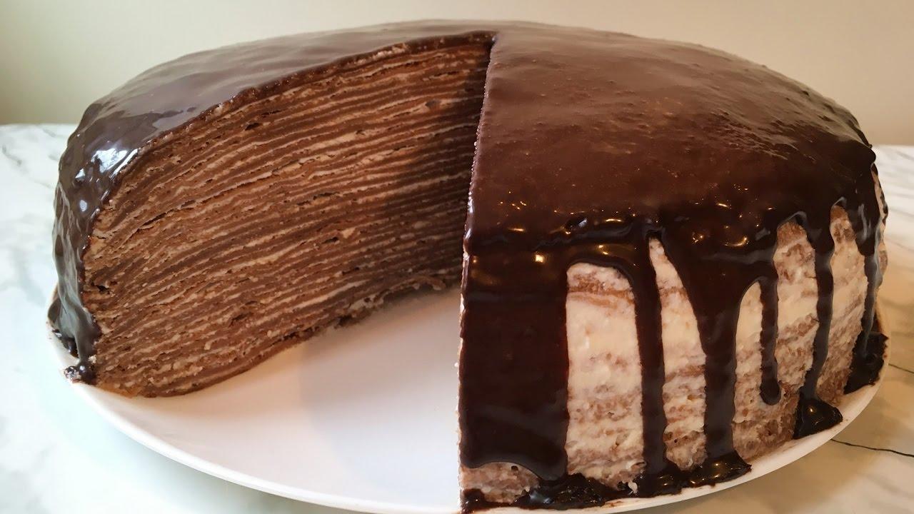 Рецепт крема Пломбир для торта