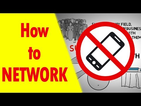 How to Network Like a Boss - Networking tips for Businesses and Events