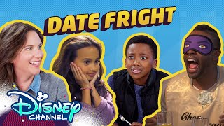 Date Fright 😨| Roll It Back | Just Roll with It | Disney Channel