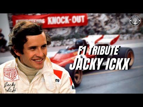 F1 Tribute Jacky Ickx