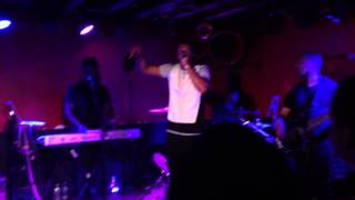 Black Milk- I Guess Live at DC9 w/ Nat Turner Band in NW DC 6/16/15