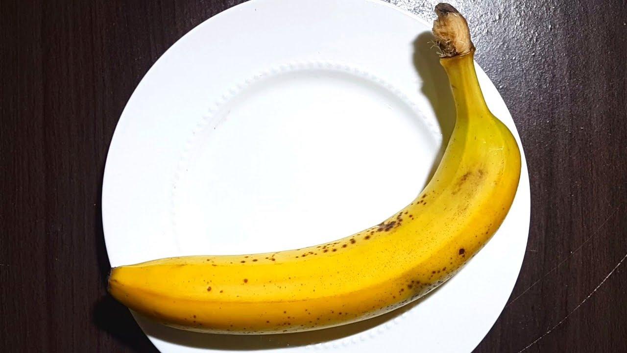 السعرات الحرارية في الموز Youtube
