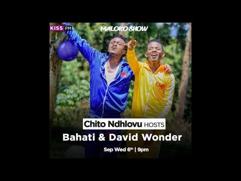 Bahati And David Wonder  Reveals A Big Secret About Their New Song 'Ndogo Ndogo'
