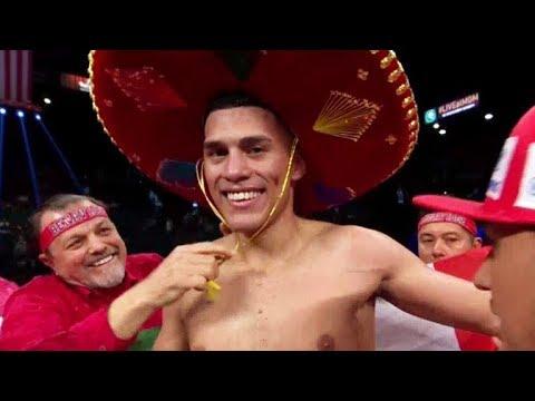((Backstage))  David Benavidez Floyd Mayweather Dejuan Balke TMT Stars EsNews Boxing