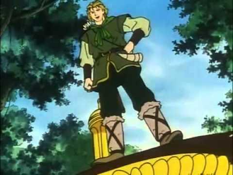 Robin Hood  Desene Animat Dublat in Romana