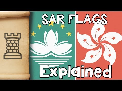 Flags of Hong Kong and Macau Explained