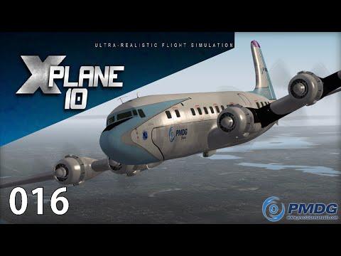 Weltreise in der PMDG DC6  ► Let's Fly X-Plane 10 #16 ♦ [4k] EGPA nach BIRK