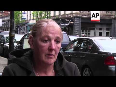 Daughter of Jean McConville speaks following arrest of Gerry Adams