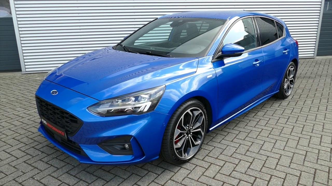 Ford New Focus C519 St Line Business 1 0 Ecoboost 6 Bak 5 Deurs 92 Kw 125 Pk